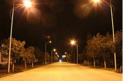 津北公路改建工程2019年将拓宽道路加装路灯 深州
